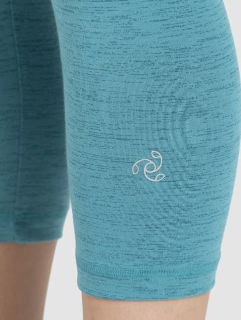 Biscaybay Marl Knit Sports Capri