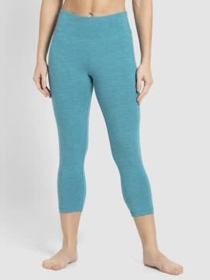 Biscaybay Marl Knit Sports Capri