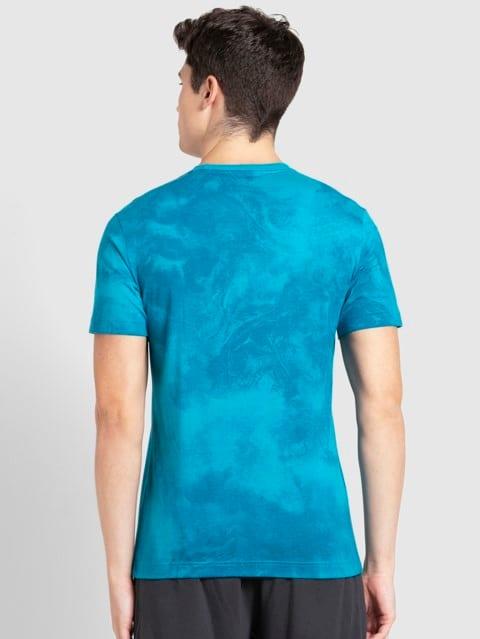 Carabian Sea Printed Sport T-Shirt
