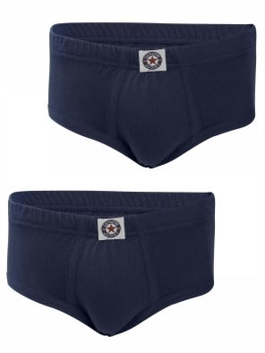 Assorted Boys Poco Brief Pack of 2