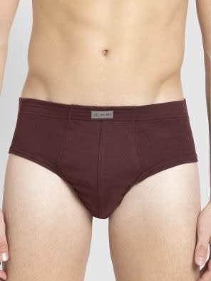 Mauve Wine Contour Brief