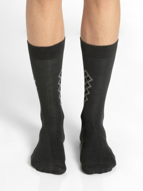 Assorted Men Calf Length Socks