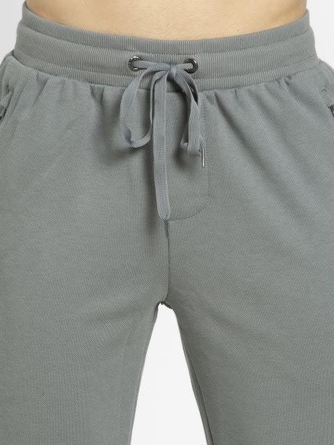 Performance Grey Track Pant