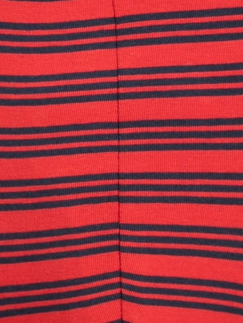 Navy & Red Des34 Yarn dyed Trunk