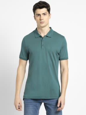 Pacific Green Polo T-Shirt