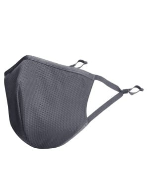 Graphite Unisex Face Mask Pack of 2