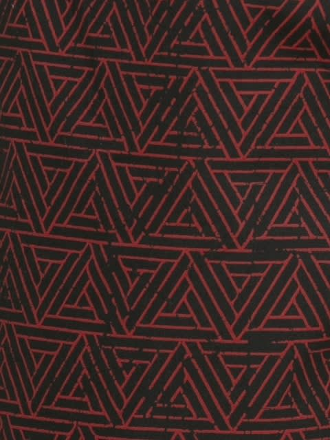 Black & Red Print50 Boxer Shorts