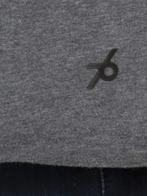 Charcoal Melange T-Shirt