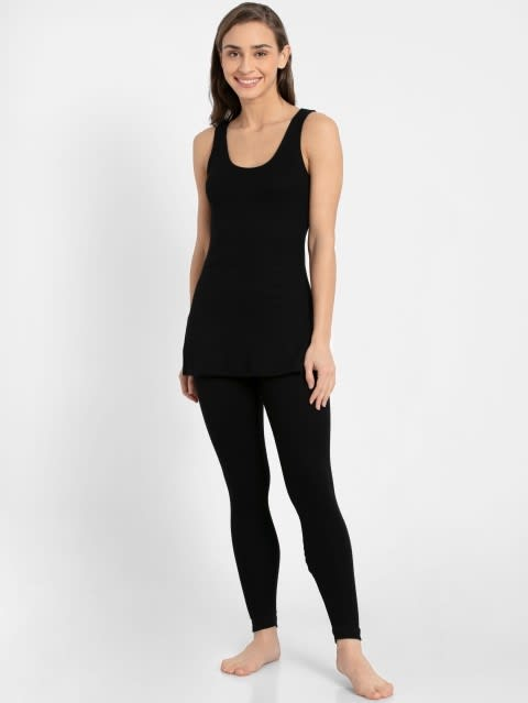 Black Thermal Camisole