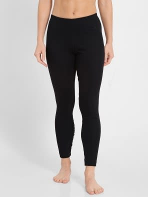 Black Thermal Leggings