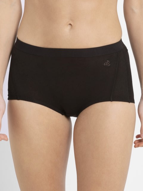 Black Active Panty