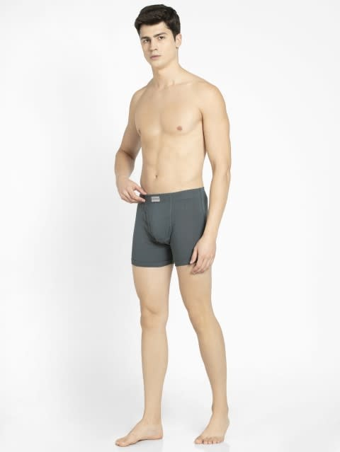 Deep Slate Boxer Brief