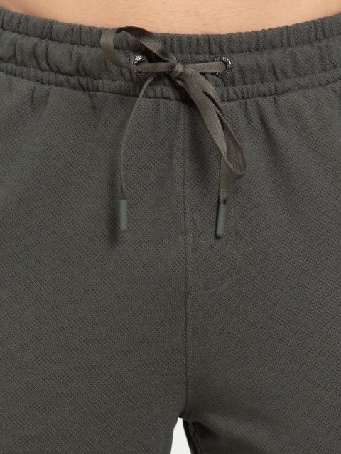 Deep Olive Track Pant