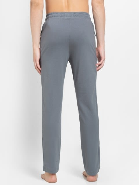 Performance Grey Track Pant