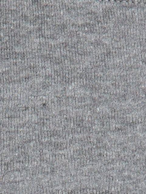 Mid Grey Melange Contour Brief