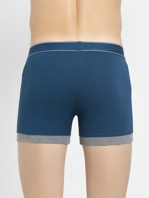 Poseidon & Mid Grey Mel Boxer Brief Pack of 2