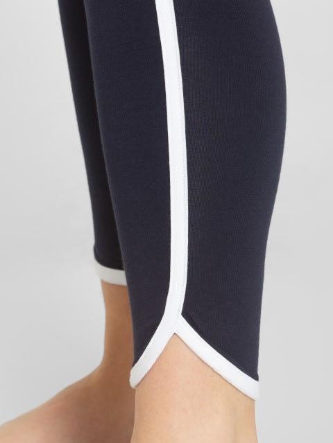 Navy Blazer Leggings