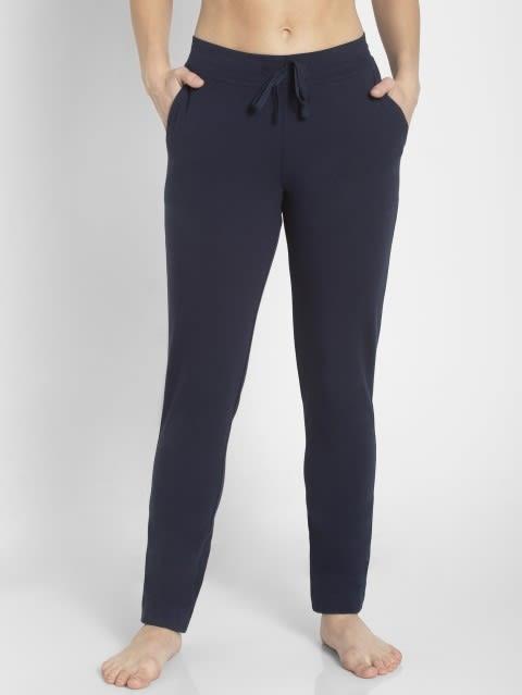 Navy Blazer Track Pant