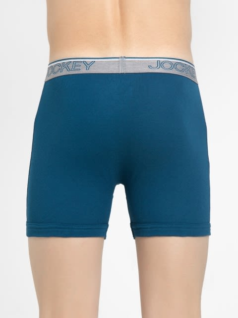 Seaport Teal Boxer Brief Pack of 2
