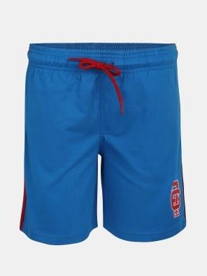 Neon Blue Boys Shorts