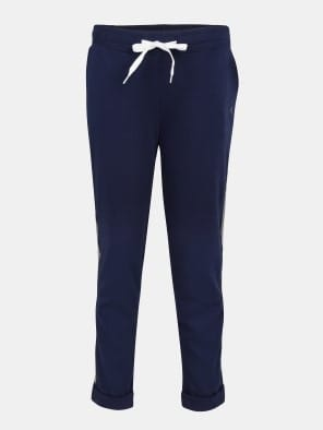Imperial Blue Girls Track Pant