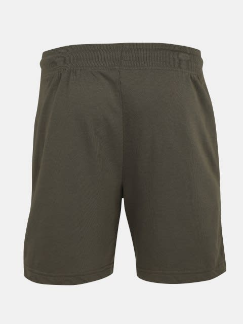 Deep Olive Boys Shorts