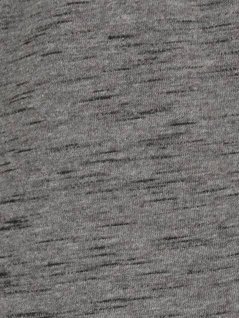 Deep Grey Slub Jogger