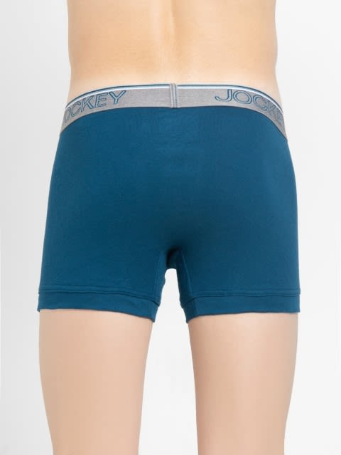 Seaport Teal Modern Trunk Pack of 2