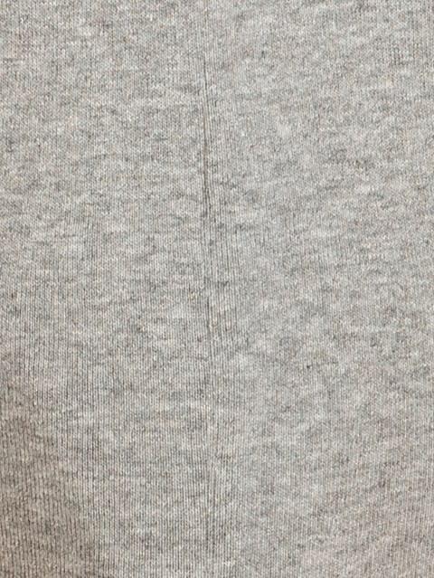 Grey Melange Contour Brief