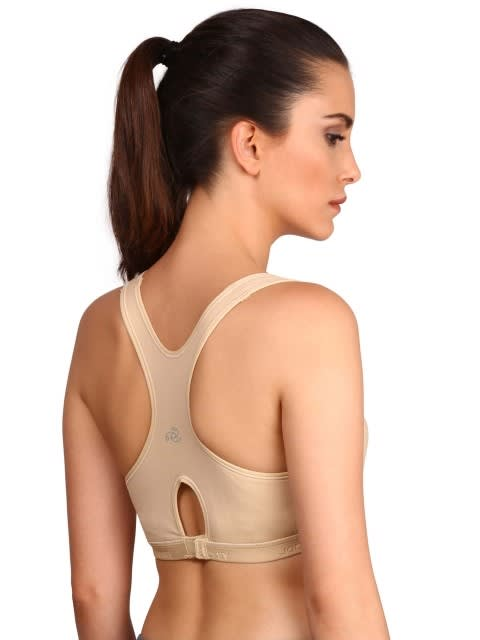 Skin Racer Back Padded Active Bra