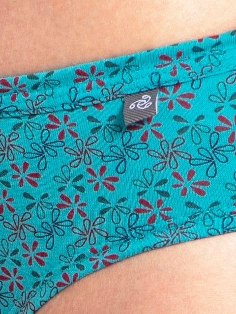 Dark Prints Bikini Pack of 3