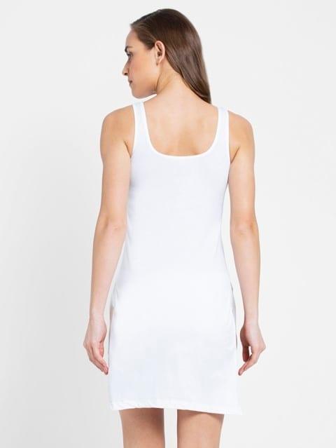 White Long Camisole