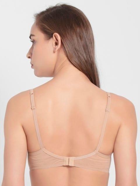 Skin Non-wired Padded Bra