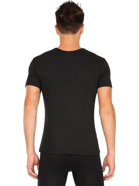 Black Thermal T-Shirt