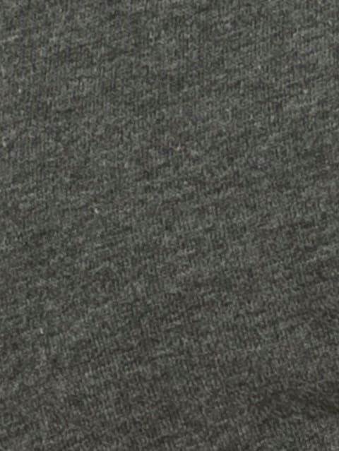 Charcoal Melange Square Cut Brief