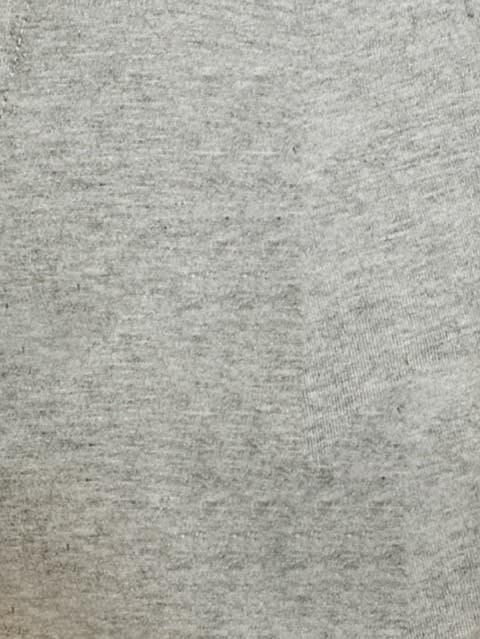 Grey Melange Square Cut Brief