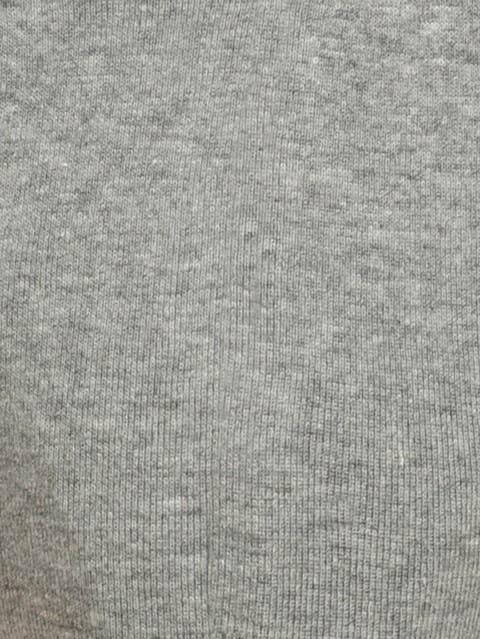 Grey Melange Modern Brief