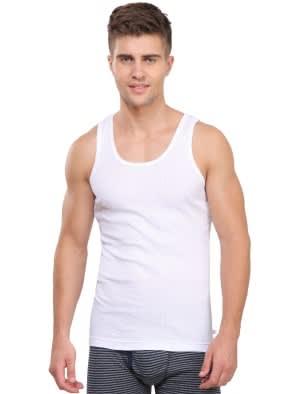 White Modern Under shirt