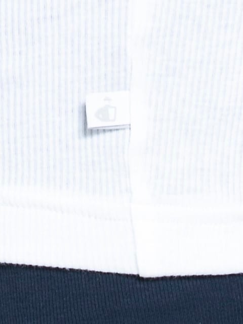 White Modern Under shirt Pack of 2