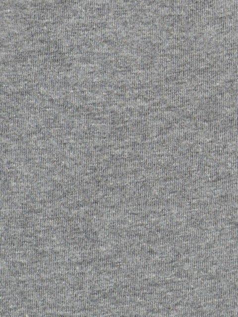 Grey Melange & Black Star Tracks