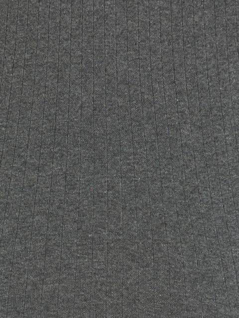 Charcoal Melange Gym Vest