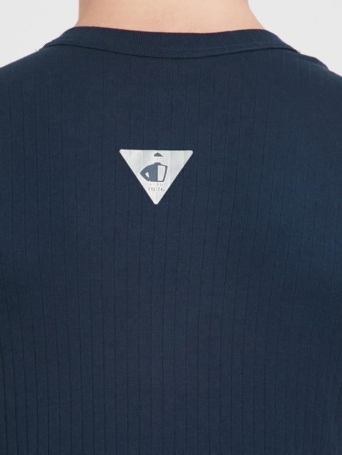 Navy Gym Vest