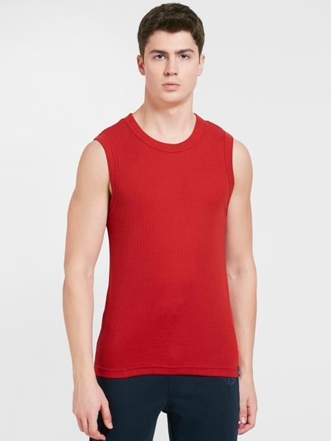 Shanghai Red Gym Vest