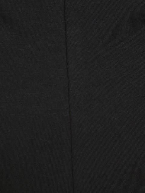 Black Midi Brief Pack of 2