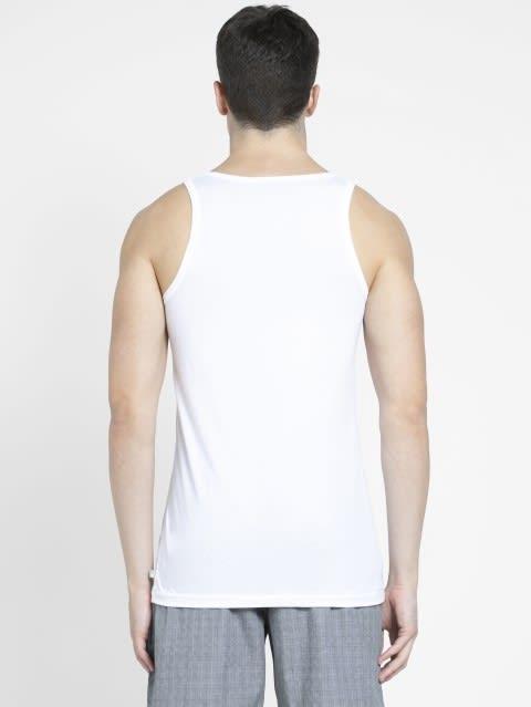 White Basic Under shirt Pack of 3