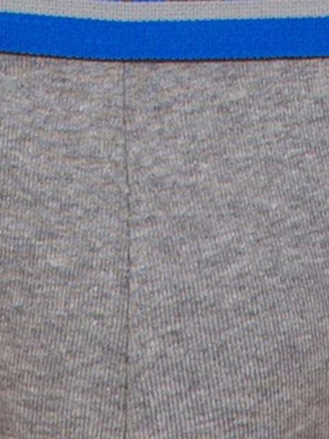 Grey Melange & ASSORTED Neon Color Garters Modern Brief
