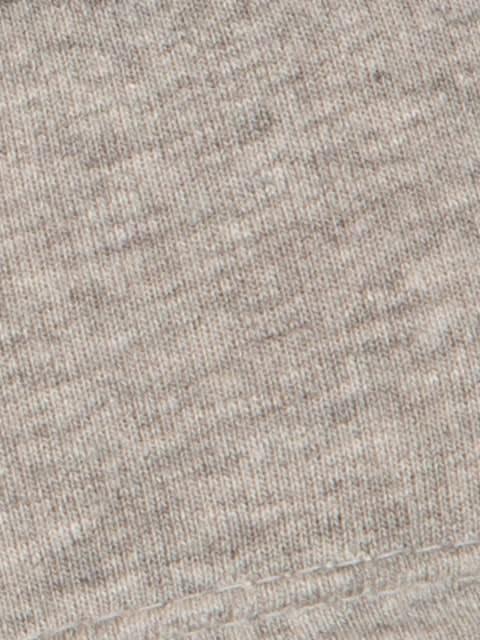E-Grey Melange Bikini Brief