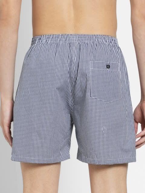 Assorted Checks Boxer Shorts