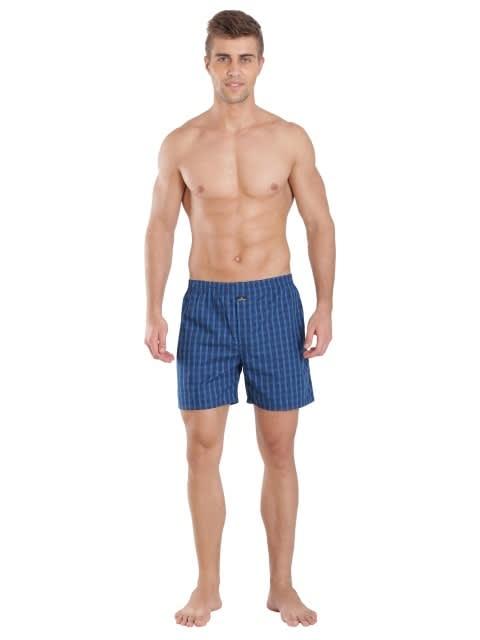 Dark Assorted Checks Boxer Shorts