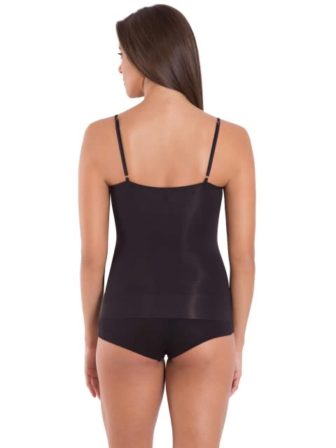 Black Seamless Shaping Camisole